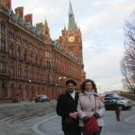 To russere i London