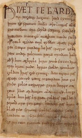 Beowulf_Cotton_MS_Vitellius_A_XV_f._132r